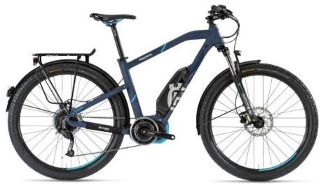 Husqvarna e-Bikes 2019: Light Cross LC1 Allroad