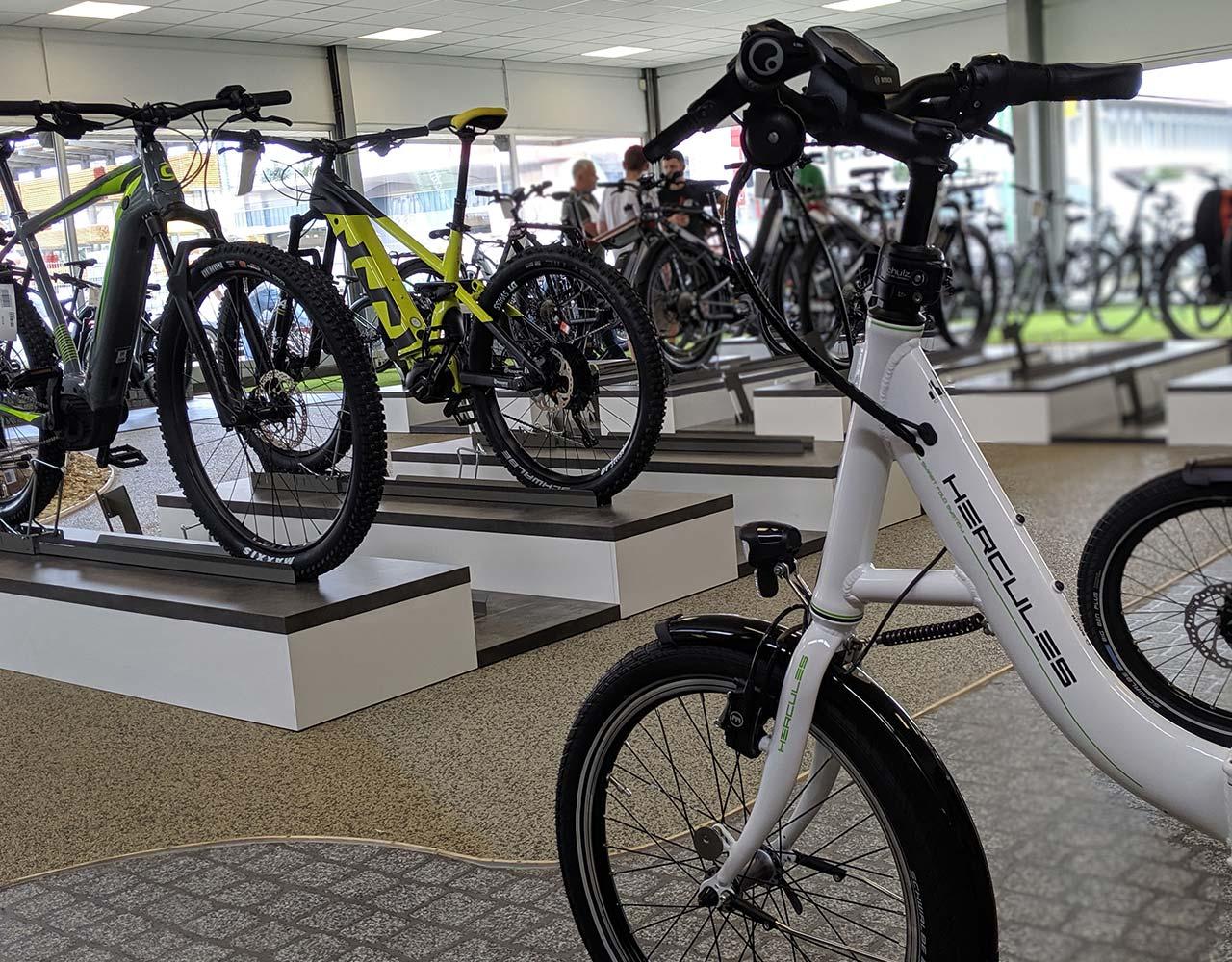…und finden wir Jeden das optimale e-Bike!