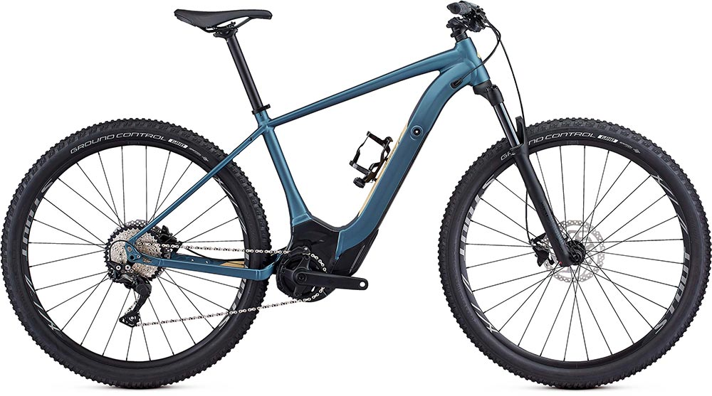 Specialized Turbo Levo Comp - cast battleship,mojave