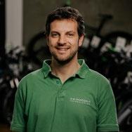 Lernen Sie unsere e-Bike Experten von e-motion kennen