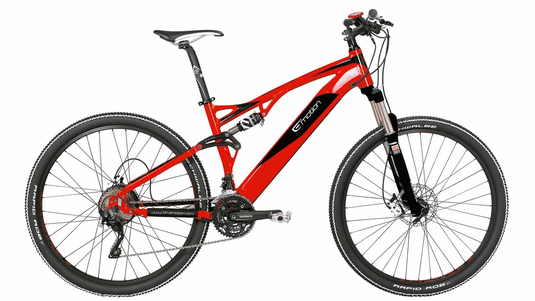 BH emotion Jumper 29er