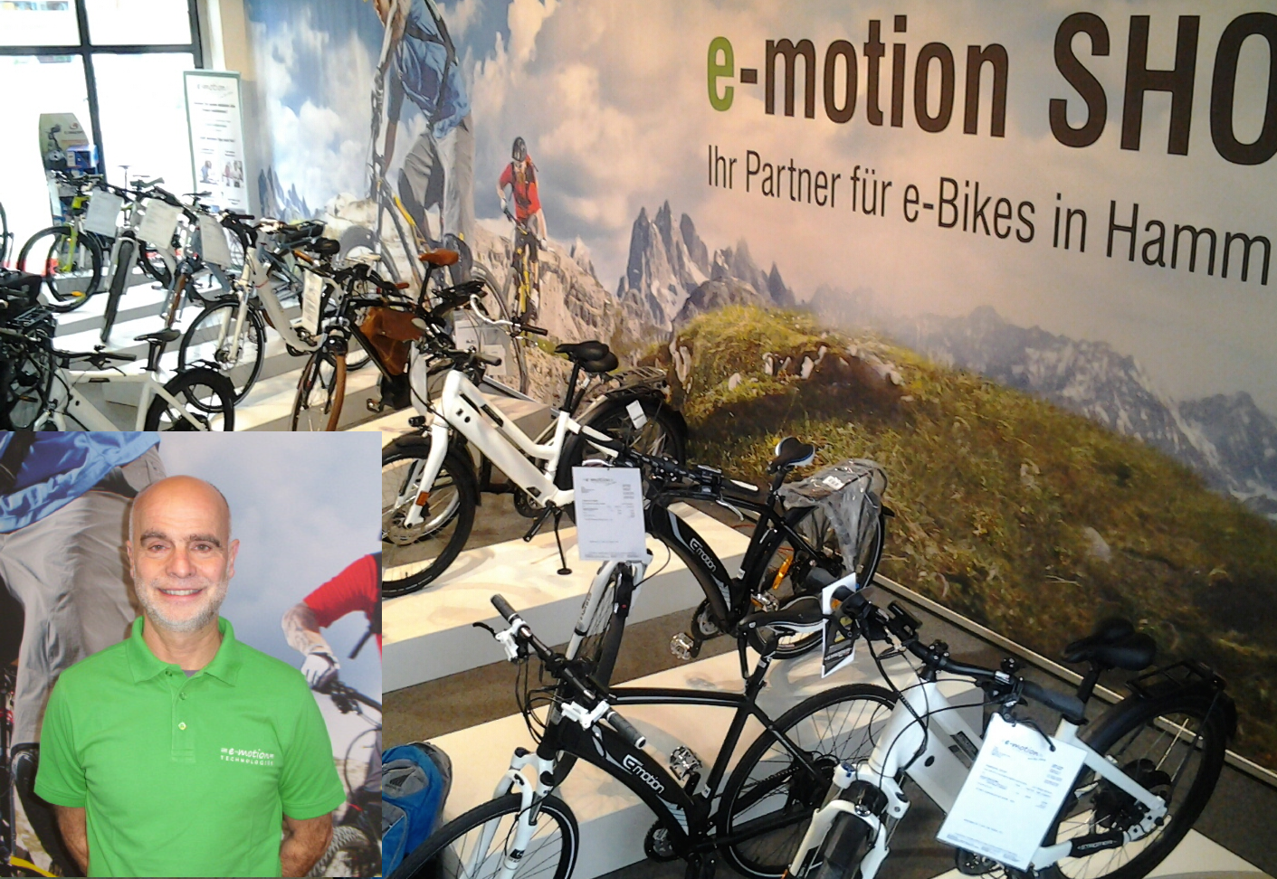 e-motion e-Bike Experten in Berlin