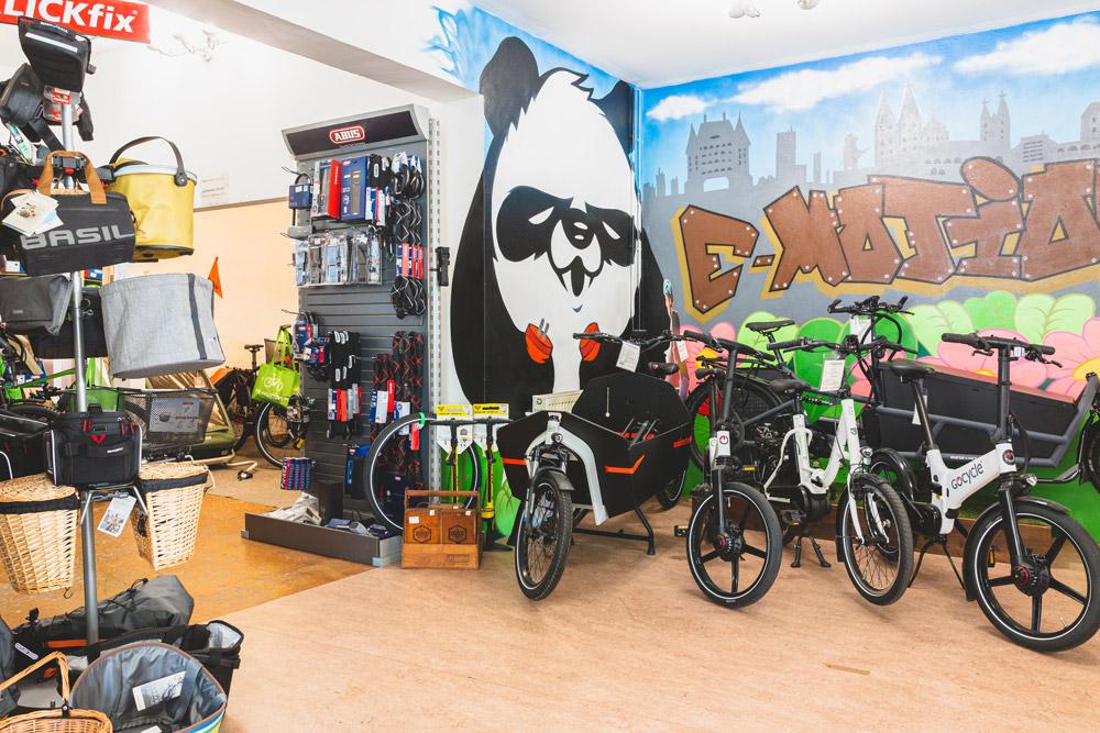 Starke Marken 1 - große Auswahl in der e-motion e-Bike Welt Worms