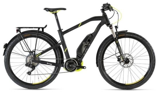 Husqvarna e-Bikes 2019 - Light Cross LC3 Allroad