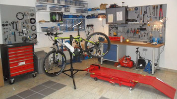 Werkstatt-Termine für Ihr e-Bike verfügbar