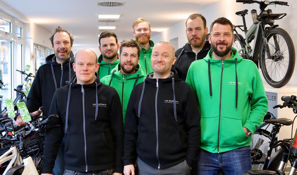 e-Mountainbikes in Berlin-Mitte kaufen und Probe fahren