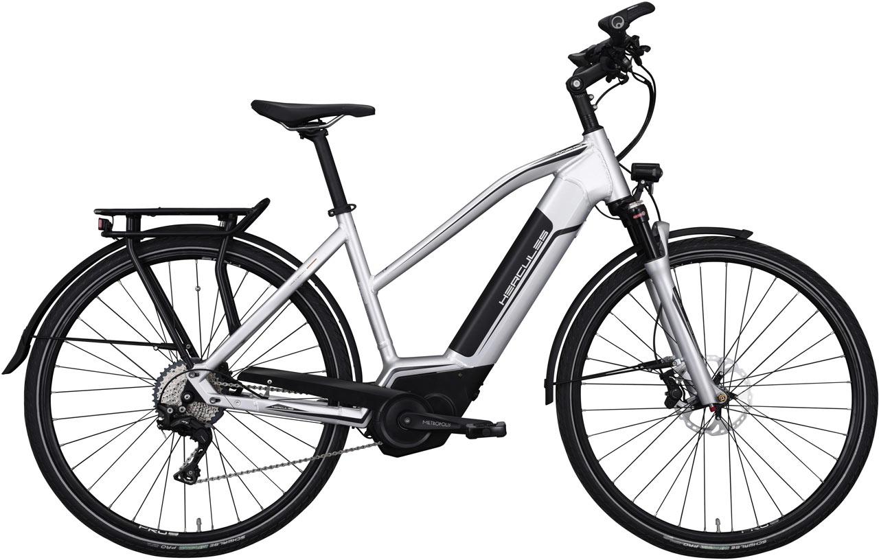 Hercules Futura Pro I - Trekking e-Bike / City e-Bike - 2020