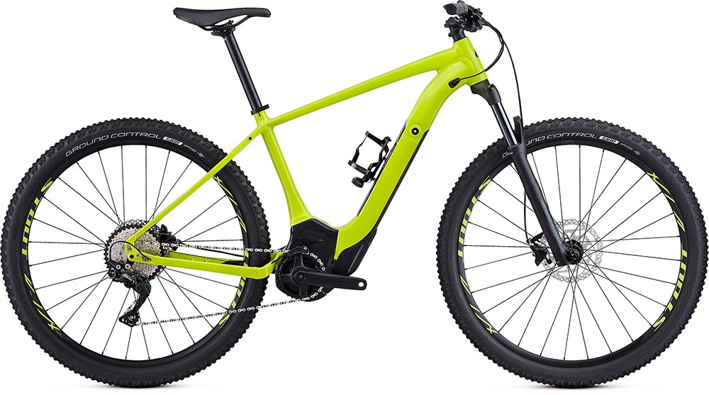 Specialized Turbo Levo Comp - hyper,black
