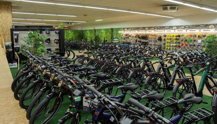 Die e-motion e-Bike Welt Nürnberg bietet umfangreichen Service für Ihr e-Bike an.
