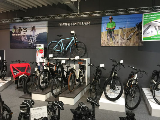 e-Bikes leasen in Hamm