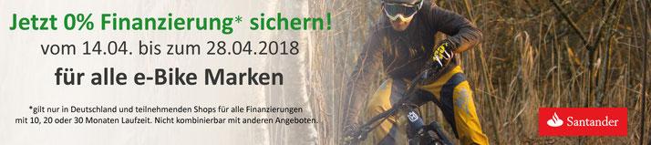 0% Finanzierung für ihr Traum e-Bike in Düsseldorf