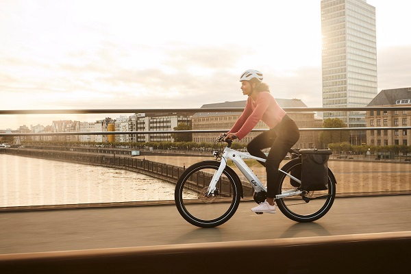 Liv Thrive E+ e-Bikes in der e-motion e-Bike Welt in Wiesbaden