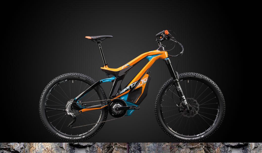 M1 Spitzing Pedelec 2020 - orange