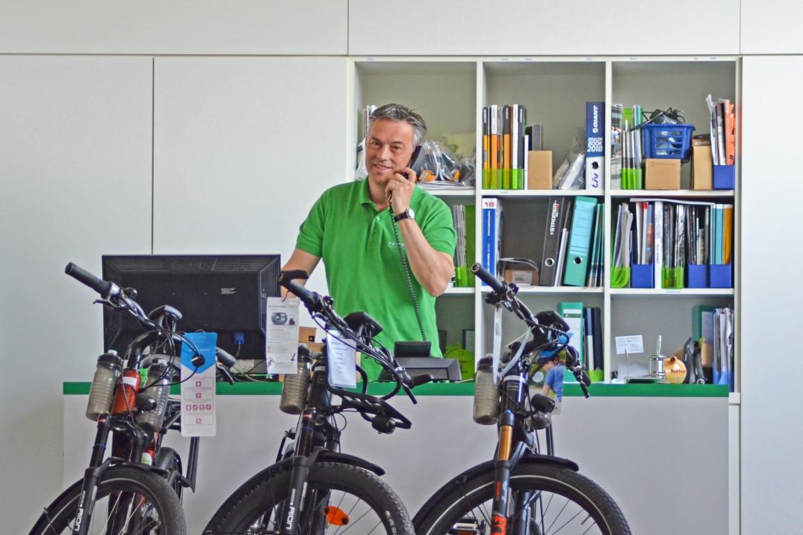 e-motion e-Bike Welt Würzburg - Beratung vom Experten