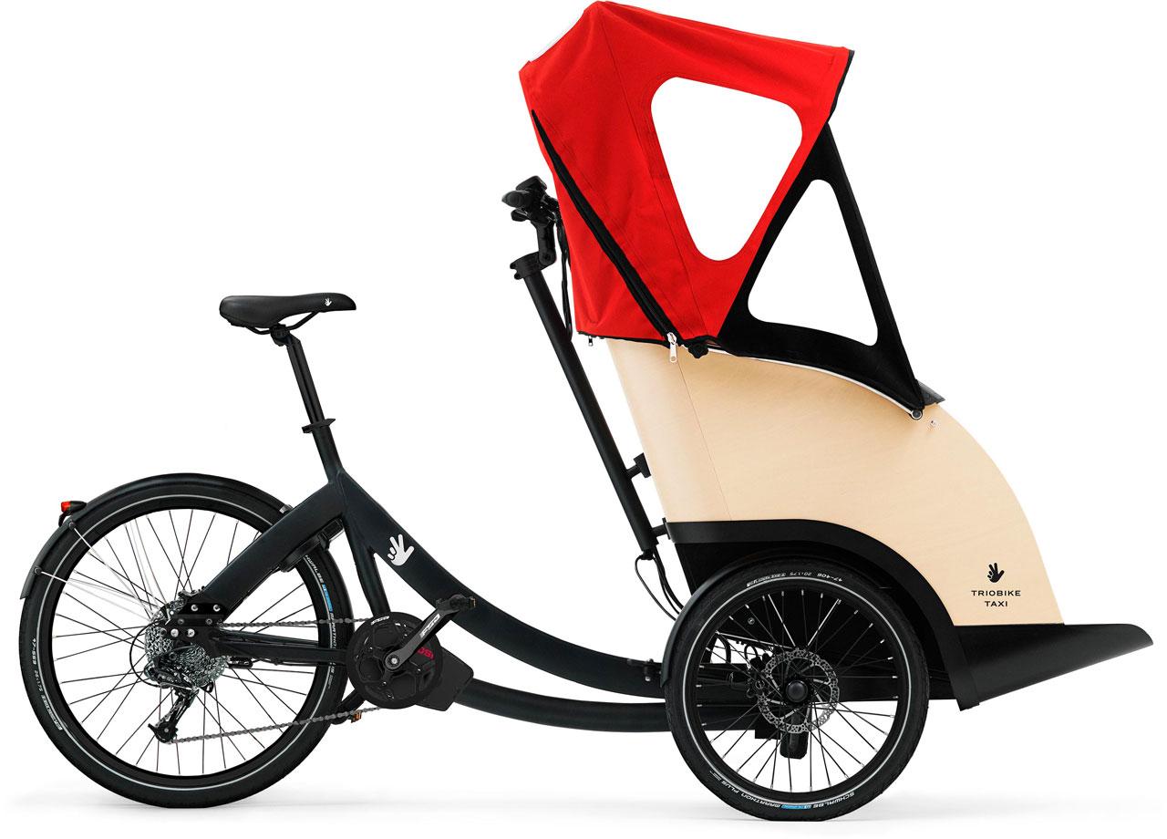 Triobike Taxi - 2020