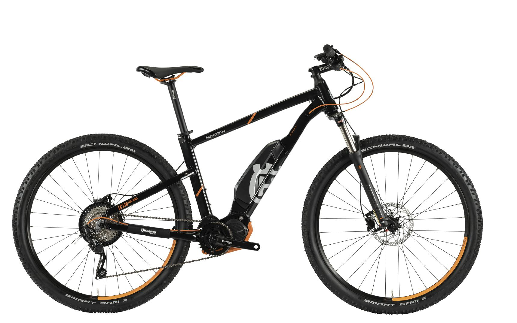 Husqvarna e-Bikes Light Cross Anniversary Model LC LTD - black, 29''
