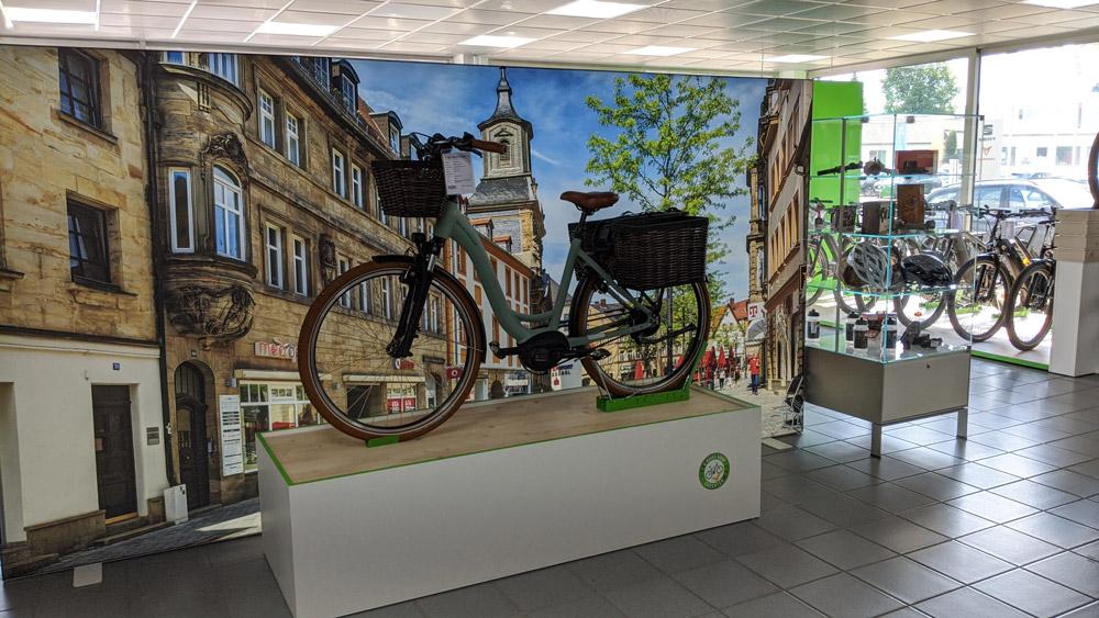 ...finden Sie in der e-motion e-Bike Welt Westhausen