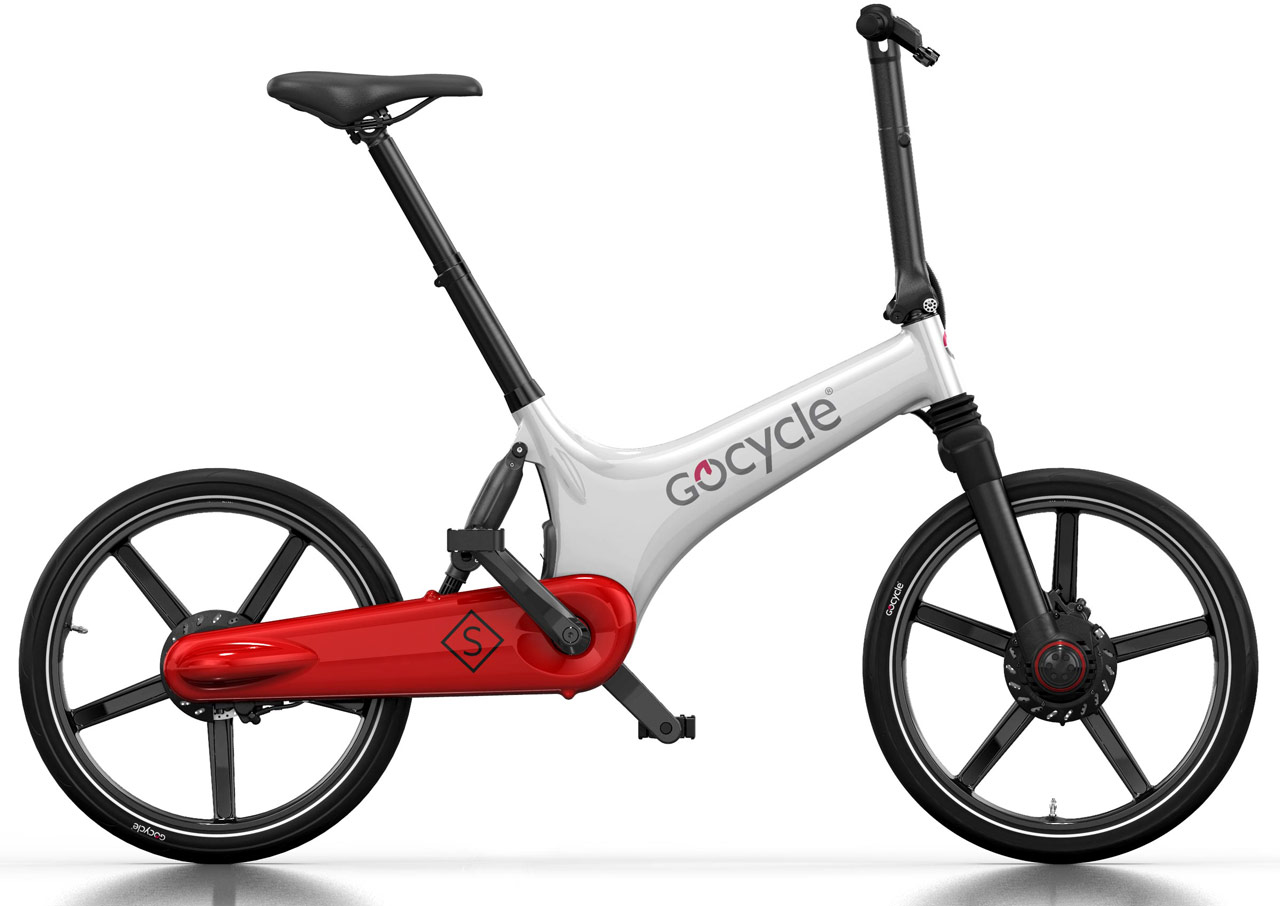 Gocycle GS - 2020
