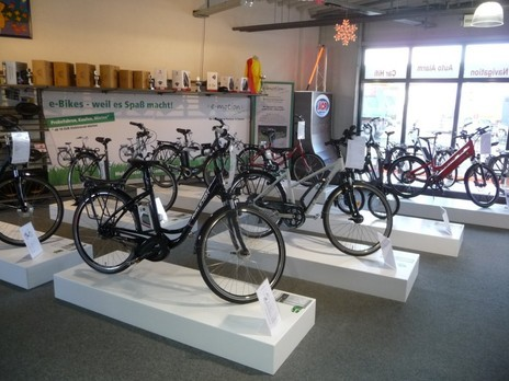 eBike emotion Shop-in-Shop Hamm