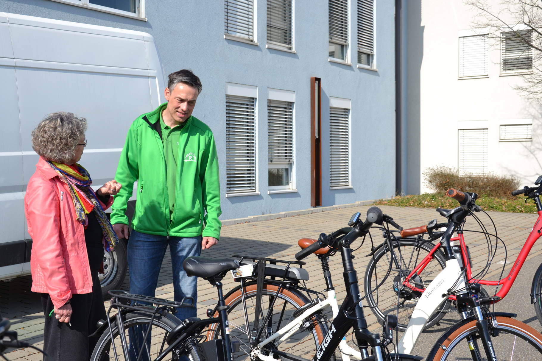 e-motion e-Bike Leasing Infoveranstaltung