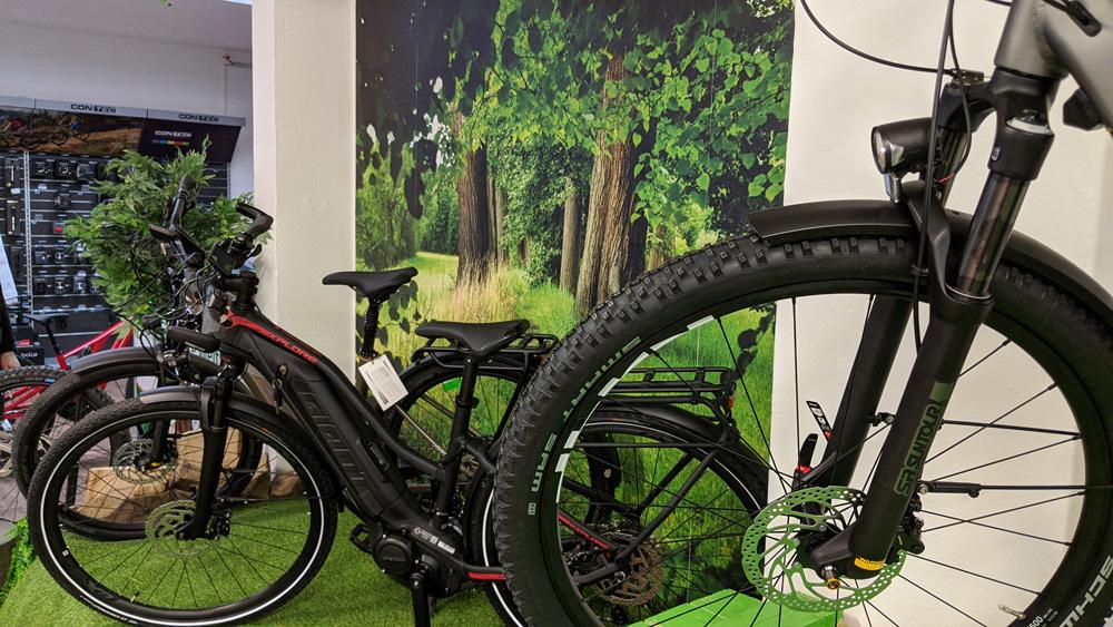 Die e-Bike Experten in der e-motion e-Bike Welt in Halver