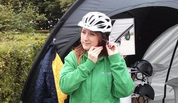 e-Bikes und Helme