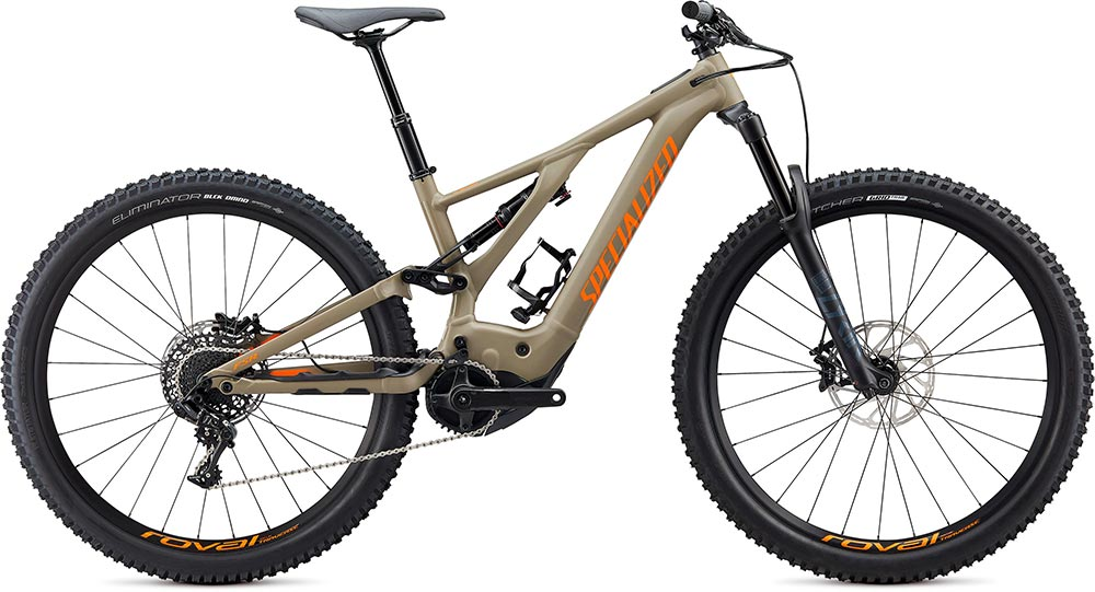 Turbo Levo 2020 - taupe,voodoo orange