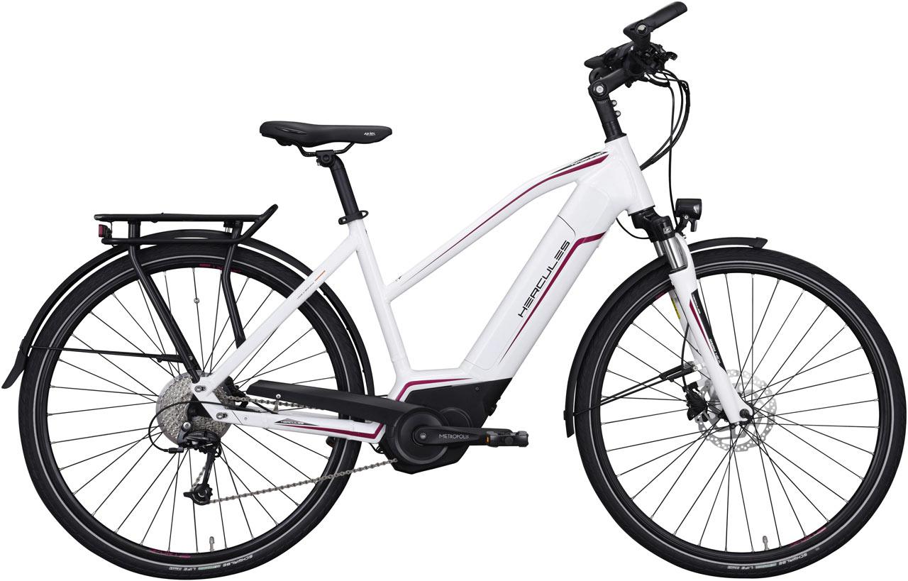 Hercules Futura Sport I - Trekking e-Bike / City e-Bike - 2020