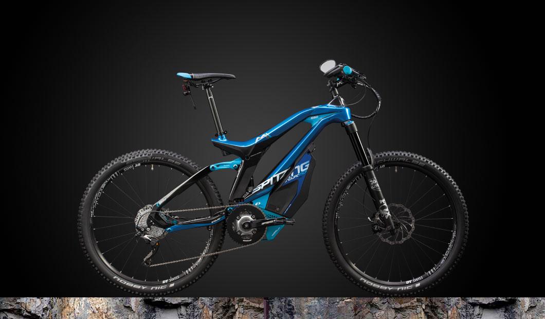 M1 Spitzing Speed-Pedelec 2020 - blau
