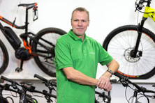 e-Bikes leasen in Hannover