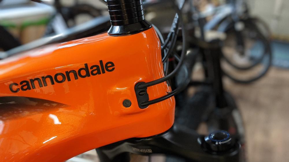 Cannondale e-Bike in der e-motion e-Bike Welt Halver