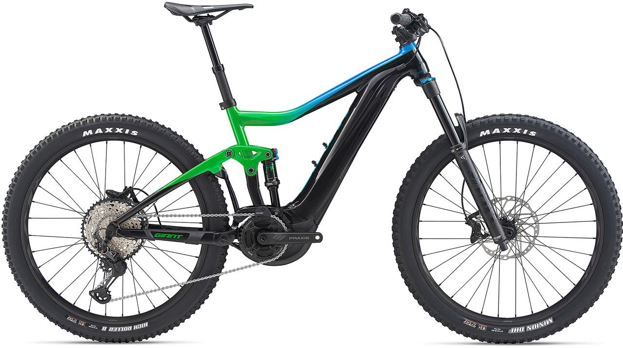 Giant Trance E+ 2 Pro - 2020 e-Mountainbike 2020