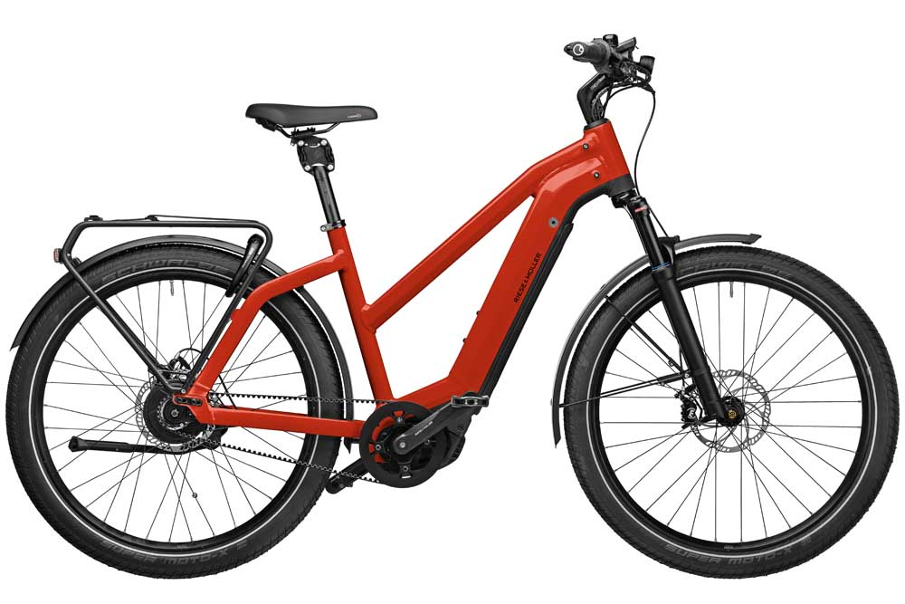 Riese & Müller Charger3 Mixte GT vario - sunrise