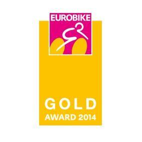 Gold Award Eurobike