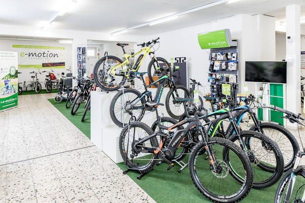 e-Bikes leasen in Berlin-Steglitz