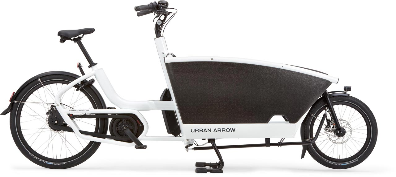 Urban Arrow Family Active Plus Disc - 2020