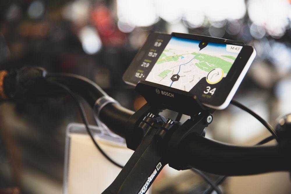 Bosch - Navigation, die Sie zu uns führt. Wir helfen Ihnen Ihr optimales e-Bike zu finden.