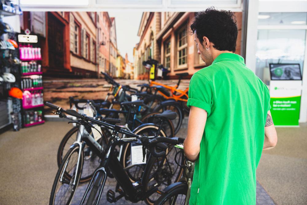 Wir führen eine riesige Auswahl an Top e-Bike Modellen und Marken
