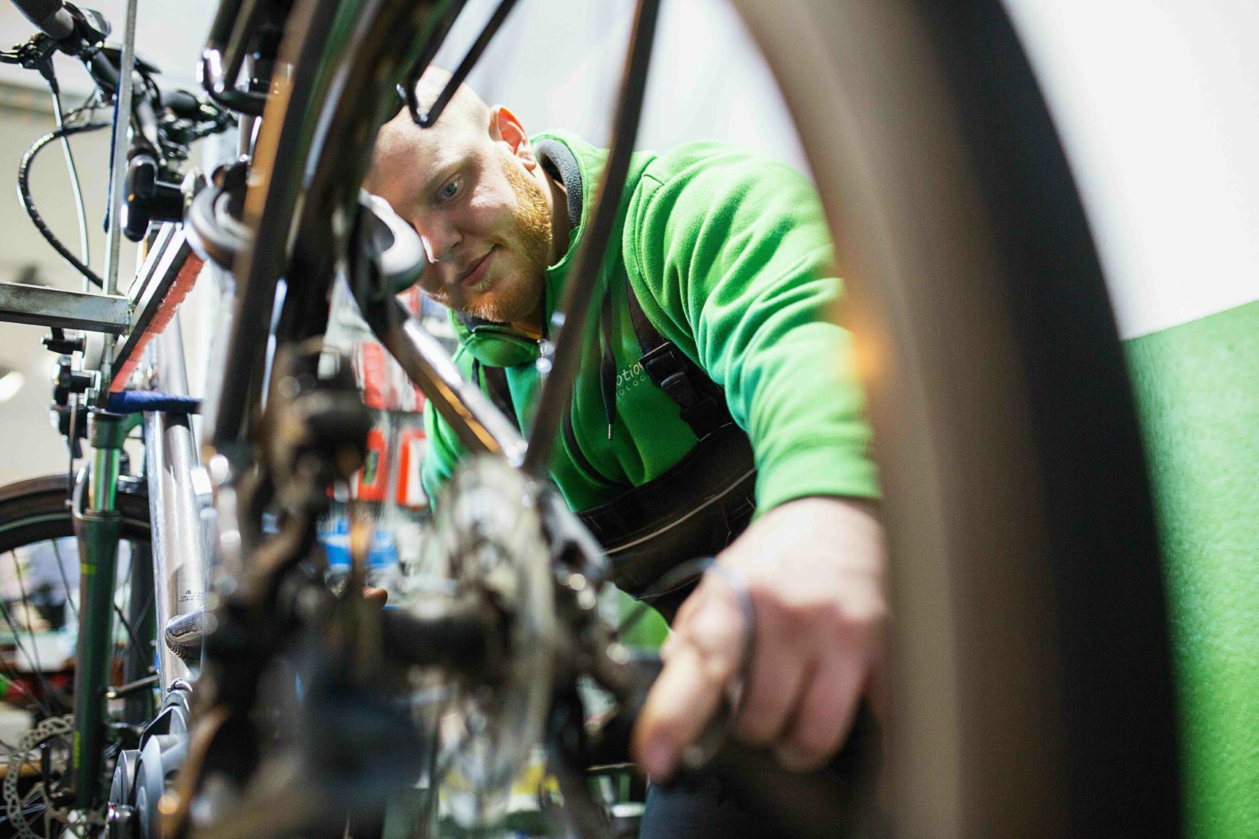 e-Bike Service Nürnberg