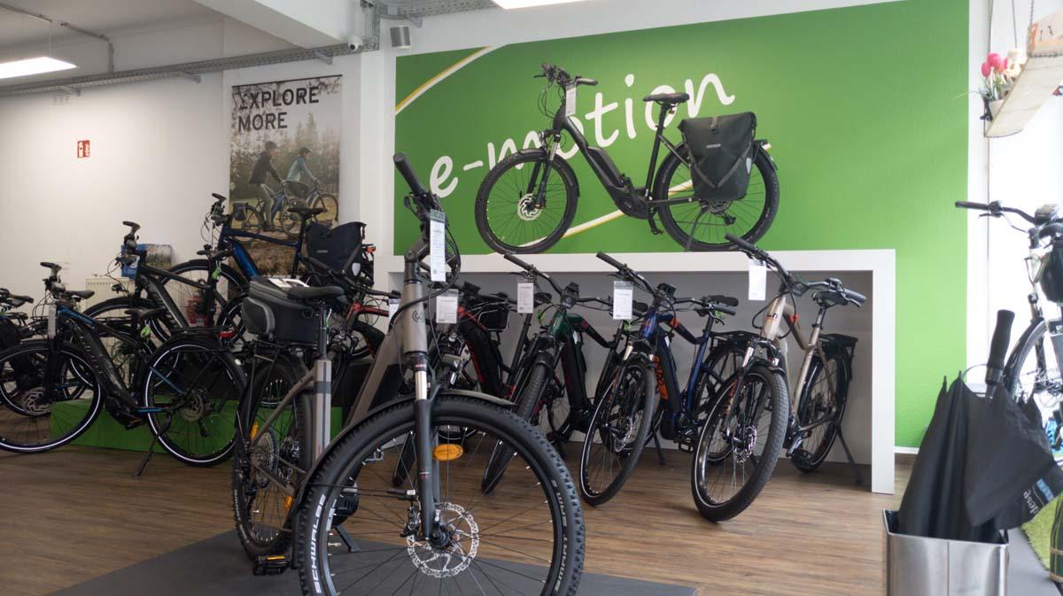 City und Trekking e-Bikes in Bochum