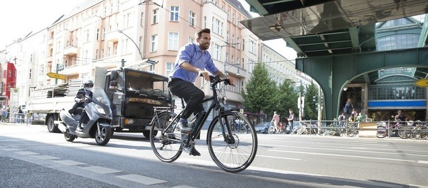 e-Bikes von Raleigh