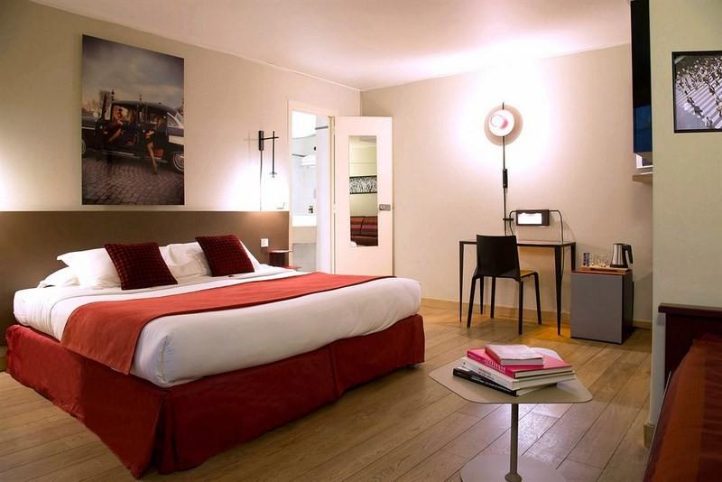 HÔTEL TILSITT ETOILE 75017 PARIS > Projet réalisé en collaboration avec VALERIE MANOÏL Décoratrice