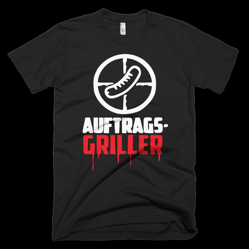 Auftrags Griller black