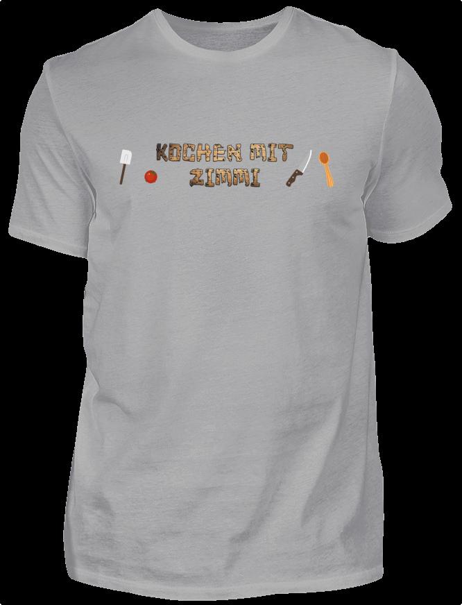 Kochen mit Zimmi T-Shirt