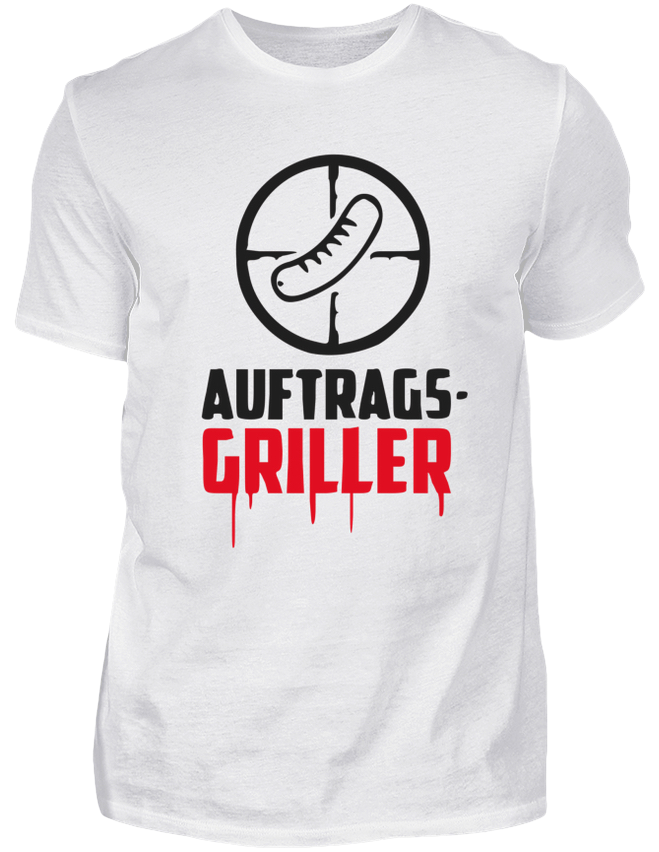 Auftrags Griller T-Shirt