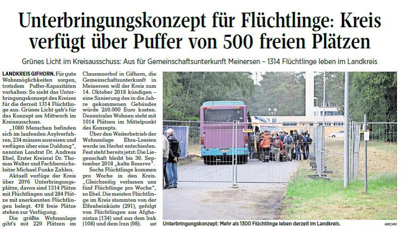 Aller-Zeitung vom 11.8.2017