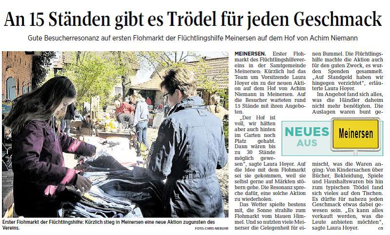 Aller-Zeitung vom 4.5.2017