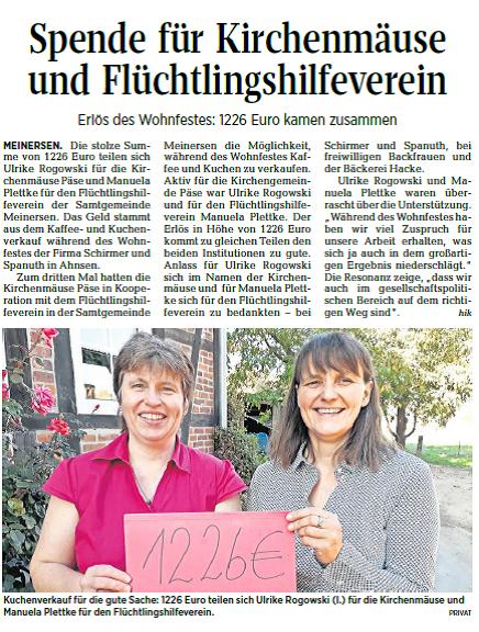 Aller-Zeitung vom 27.10.2018
