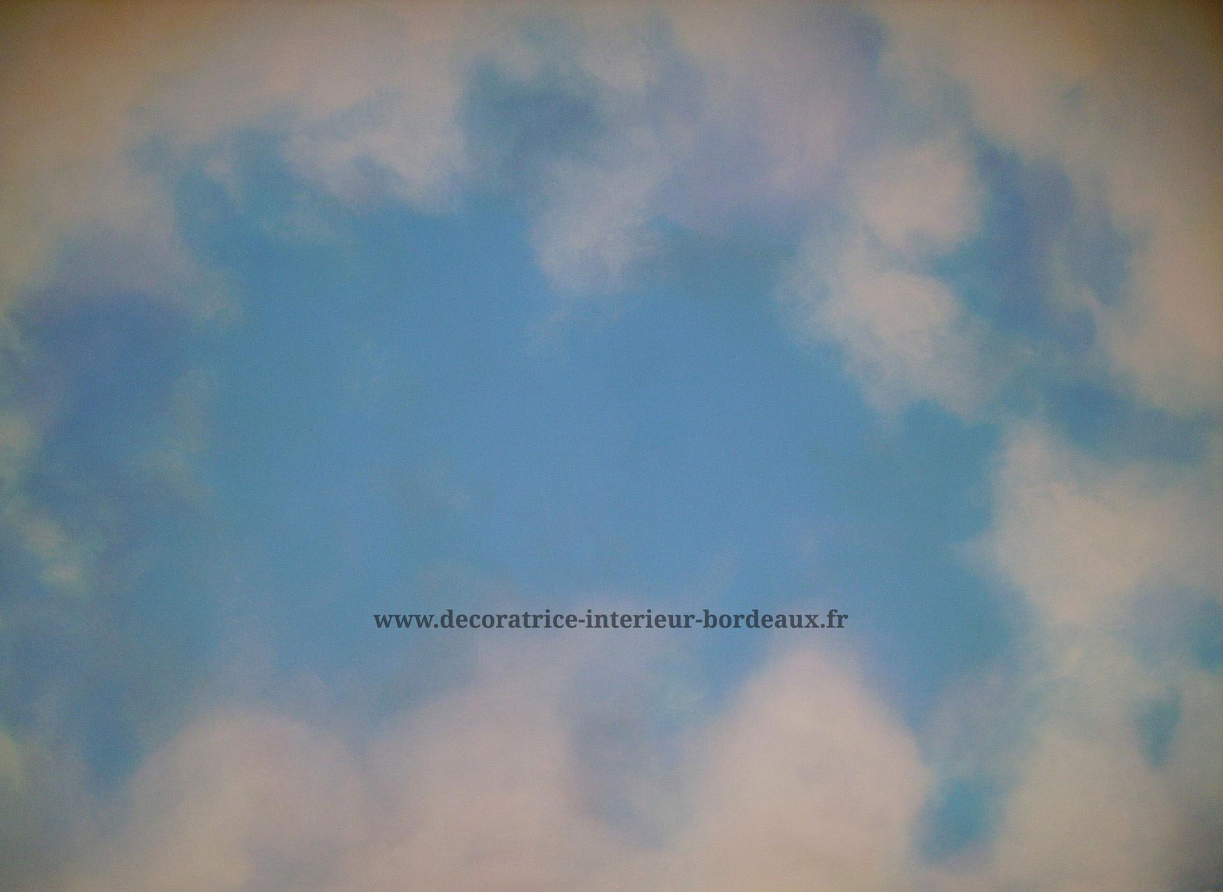 Ciel de plafond
