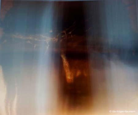 o.T., Fotodruck auf Leinwand, 99 x 119 cm